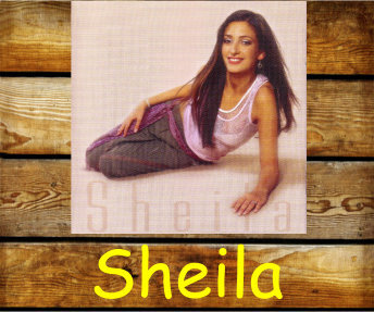Button Sheila